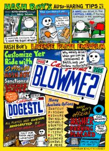 Hash Boy #63 Auto-Haring Tips