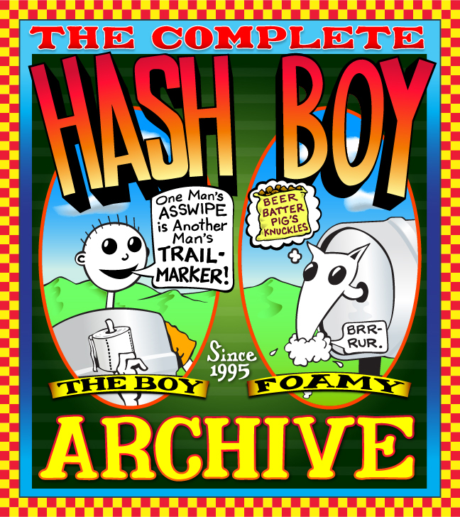 The Complete Hash Boy Archive