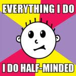 Hash Boy Hash House Harriers Half-Mind Meme