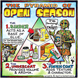 Hash Boy - The Pyramid of Open Season (2002)