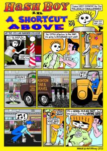 Hash Boy #59 A Shortcut Above