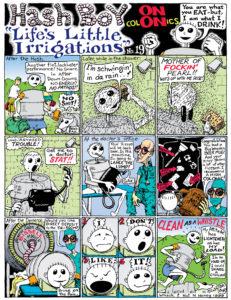 Hash Boy #19 Life's Little Irrigations