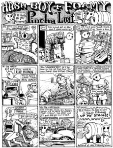 Hash Boy #25 Pinch A Loaf