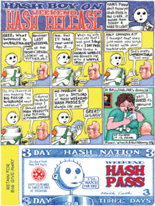 Hash Boy #36 Weekend Hash Release