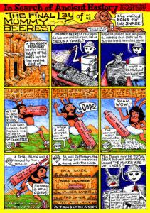 Hash Boy #42 The Final Lay of Mummy Beerest