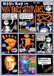 Hash Boy #43 How Fart Thou Art