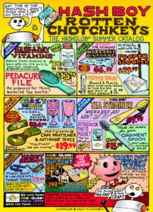 Hash Boy #52 Rotten Chotchkeys