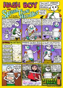 Hash Boy #53 Spread Those Handles