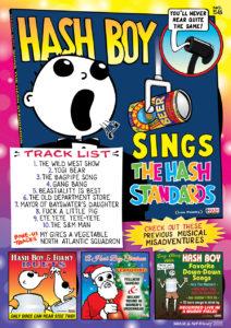 Hash Boy #58 Sings The Hash Standards