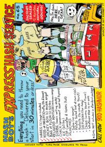 Hash Boy #65 Express Hash Service