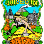 Juiced in Java Interhash Shirt (2012)