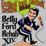 OCHHH Betty Ford Rehab Hash XIV Henley Shirt Back (2000) Dean Martin