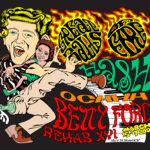 OCHHH Betty Ford Rehab Hash XVI Windbreaker Back (2002) Jerry Lee Lewis
