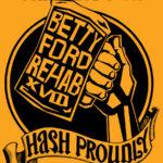 OCHHH Betty Ford Rehab Hash XVIII Tank Tee Shirt Front (2003) BFR Training