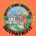 OCHHH Betty Ford Rehab Hash XX Scrub Shirt Back (2006) BFR Outpatient