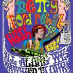 OCHHH Betty Ford Rehab Hash XXI Tee Shirt Back (2007) Jimi