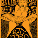 OCHHH Betty Ford Rehab Hash XV BFR Flyer (2001) Marilyn Monroe