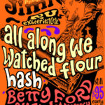 OCHHH Betty Ford Rehab Hash XXI BFR Flyer (2007) Jimi