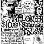 Flyer OCHHH Halloween Hash (2004)