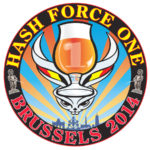 Hash Boy Brussels Beer Odyssey 2014 - Hash Force One by Nut N Honey