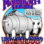Hash Boy OCHHH Mammoth Hash Foamy How You Go (2000) Tee