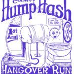 Hash Boy OC Hump Hash Hangover Run (1997) Tee