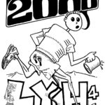 Hash Boy OCHHH 1996 Leap Year Hash (1996) Tank Back