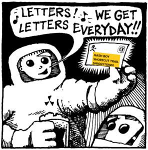 Hash Boy - A Boy of Letters