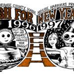 Hash Boy OCHHH New Years Eve Hash (1996-97) Tee