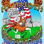 Hash Boy OCHHH Mammoth Hash Boy of Liberty (1999) Tee