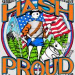 Hash Boy OCHHH Mammoth Hash Proud (1998) Tee
