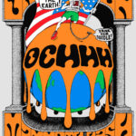 Hash Boy OCHHH Mammoth Hash - We Cover the Earth (2002) Tee
