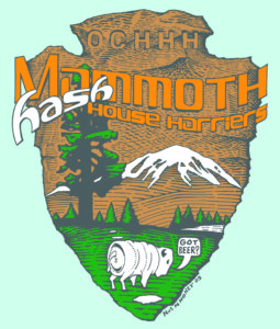 Hash Boy OCHHH Mammoth Hash (2005) Tee Back