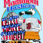 Hash Boy OCHHH Mammoth Hash - Eat More Shiggy (2000) Tee