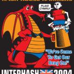 Hash Boy OCHHH Surrey (2004) Tee - Back