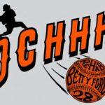 OCHHH Betty Ford Rehab Hash XXVIII Long-Sleeve Tee Shirt Front (2014) Mark McGwire & Barry Bonds