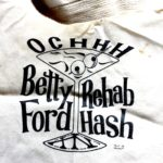 OCHHH Betty Ford Rehab Hash XIV (2000) Hare Bag Front