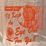 OCHHH Betty Ford Rehab Hash XIX (2005) Sammy Davis Jr. Mug Front