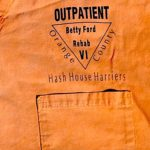OCHHH Betty Ford Rehab Hash VI (1992) Scrub Top Front Liberace