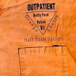 OCHHH Betty Ford Rehab Hash VI (1992) Scrub Top Front Liberace
