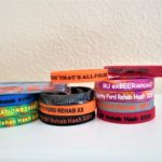 OCHHH Betty Ford Rehab Hash Wristbands