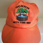 OCHHH Betty Ford Rehab Hash XXI (2007) Limited Edition Cap by Stiff Joint