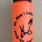 OCHHH Betty Ford Rehab Hash VI (1992) Bottle left