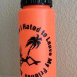 OCHHH Betty Ford Rehab Hash VI (1992) Bottle right