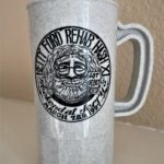 Jerry Garcia OCHHH Betty Ford Rehab Hash XI (1997) Jerry Garcia Mug Front by Nut N Honey