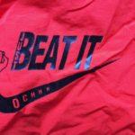 OCHHH Betty Ford Rehab Hash VIII (1994) Just Beat It Shorts Front - Michael Jackson
