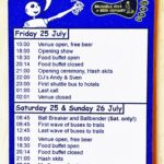 Hash Boy Brussels Beer Odyssey 2014 Event Schedule Tag