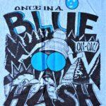 Hash Boy Blue Moon Hash BMH3 (1996) Tee Back