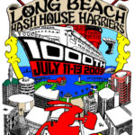 Long Beach LBH3 1000th (2003) Tee Back