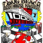 Long Beach LBH3 1000th (2003) Tee Back